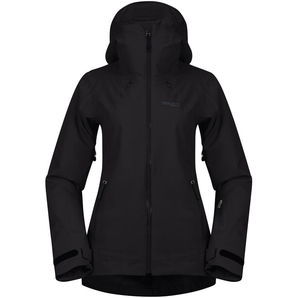 Bergans Stranda Insulated Hybrid Jacket Women black/solid charcoal