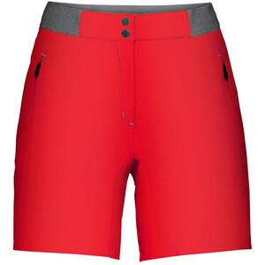 VAUDE Scopi LW II Shorts Damen rot rot