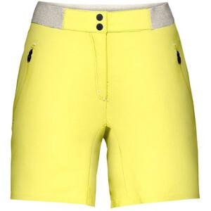 VAUDE Scopi LW II Shorts Damen gelb gelb
