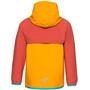 VAUDE Muntjac 2in1 Jacke Kinder gelb/orange