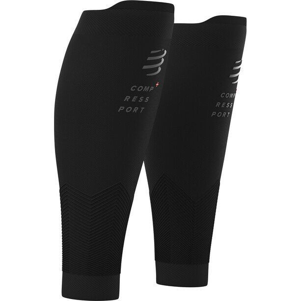 Compressport R2V2 Flash Wadenkompressoren black