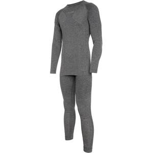Viking Europe Primus Pro Primaloft Underwear Set Men dark grey dark grey