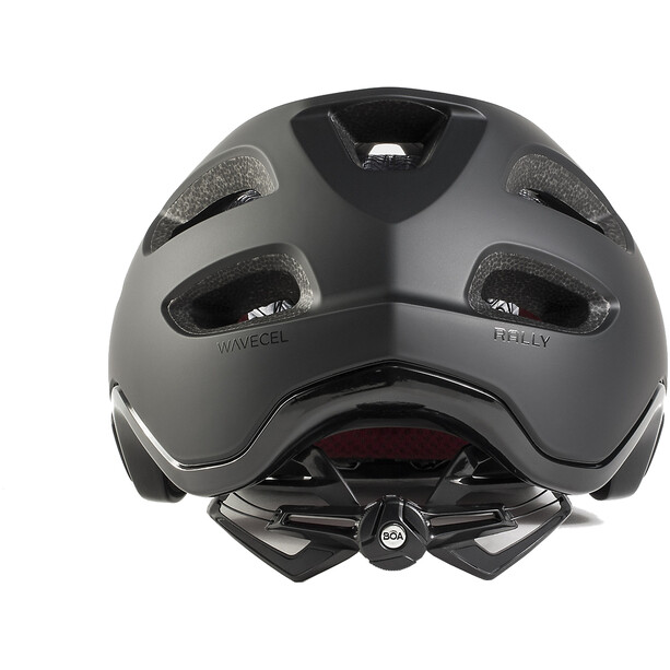 Bontrager Rally WaveCel Helm black