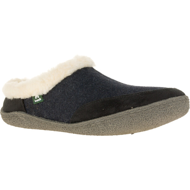Kamik Cabin Slippers Herren black