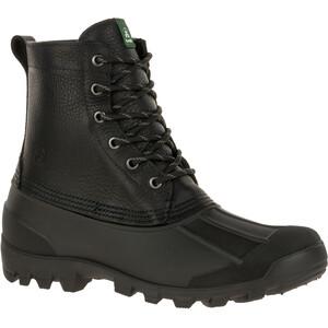 Kamik Hudson 6 Schuhe Herren schwarz schwarz