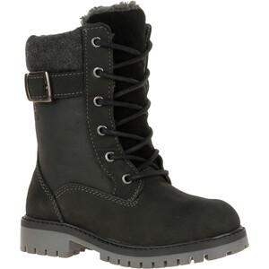 Kamik Takoda Mid Schuhe Kinder schwarz schwarz