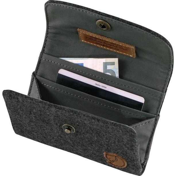 Fjällräven Norrvåge Brieftasche grey