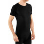 Falke Wool Tech Light T-Shirt À Manches Courtes Homme, noir