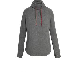 Sherpa Rolpa Pullover Damen grau grau