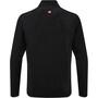 Sherpa Rolpa Zip T-Shirt Herren black