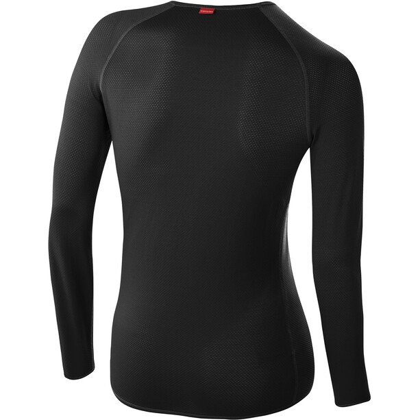Löffler Transtex Light Langarmshirt Damen black