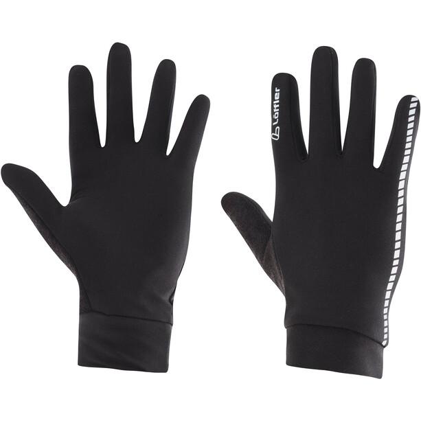 Löffler Thermo Handschuhe black