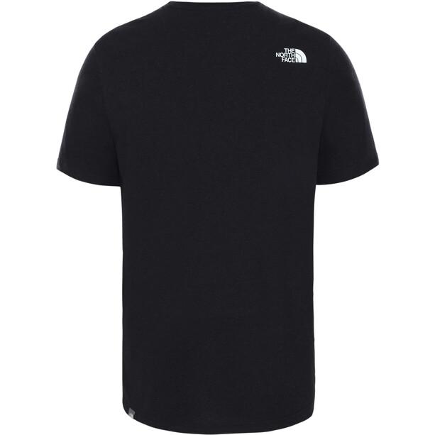 The North Face Berkeley California Pocket T-Shirt Herren TNF black