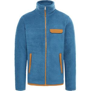 The North Face Cragmont Fleecejacke Herren mallard blue/timber tan mallard blue/timber tan