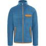 The North Face Cragmont Fleecejacke Herren mallard blue/timber tan