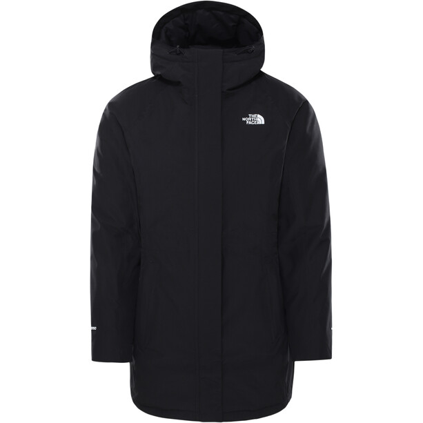 The North Face Recycled Brooklyn Parka Damen TNF black