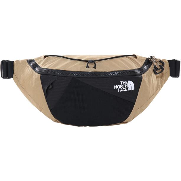 The North Face Lumbnical Sac de ceinture S, olive/noir
