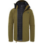 The North Face Thermoball Plus Triclimate Jacke Herren oliv/schwarz
