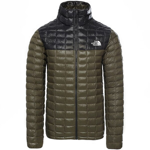 The North Face ThermoBall Eco Jacke Herren new taupe green matte/TNF black matte new taupe green matte/TNF black matte