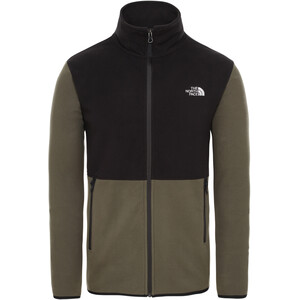 The North Face TKA Glacier Full Zip Jacke Herren new taupe green/TNF black new taupe green/TNF black