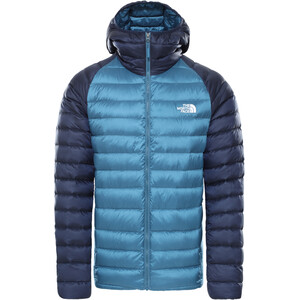 The North Face Trevail Kapuzenjacke Herren mallard blue/urban navy mallard blue/urban navy