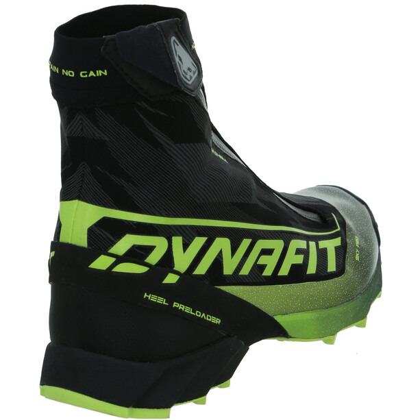 Dynafit Sky Pro Chaussures Homme, magnet/fluo yellow
