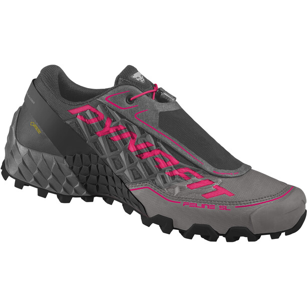 Dynafit Feline SL GTX Schuhe Damen carbon/flamingo