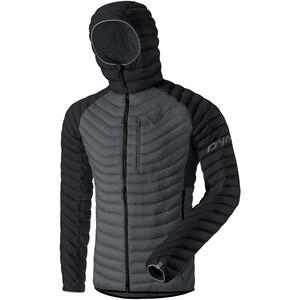 Dynafit Radical Daunen-Kapuzenjacke Herren schwarz/grau schwarz/grau