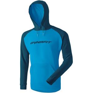 Dynafit 24/7 Logo Hoodie Herren blau blau