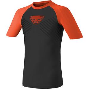Dynafit Speed Dryarn Kurzarm T-Shirt Herren schwarz/orange schwarz/orange