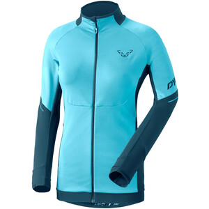 Dynafit Alpine Warm Jacke Damen türkis/petrol türkis/petrol