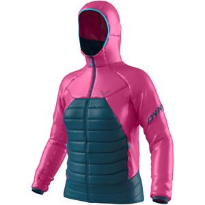 Dynafit Radical 3 Primaloft Kapuzenjacke Damen pink/petrol pink/petrol