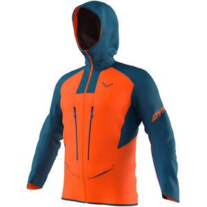 Dynafit TLT GTX Veste Homme, orange/bleu orange/bleu