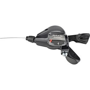 Shimano Alfine SL-S503 Rapidfire Plus Levier De Commande De Vitesses 8 Vitesses, Droite, noir noir