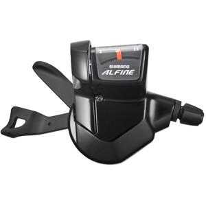 Shimano Alfine SL-S700 Rapidfire Plus Girstang 11-trinns høyre Svart Svart
