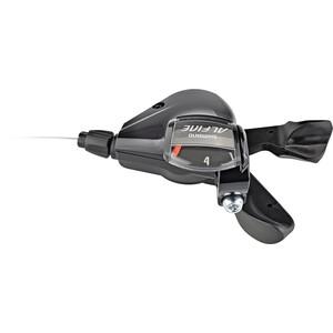 Shimano Alfine SL-S7000 Rapidfire Plus Levier De Commande De Vitesses 8 Vitesses, Droite, noir noir