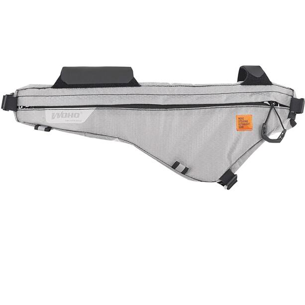 WOHO X-Touring Rahmentasche S honeycomb iron grey