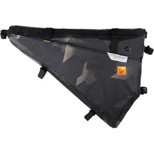WOHO X-Touring Bolsa seca de cuadro L, negro negro