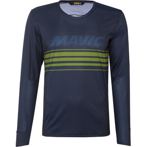 Mavic Deemax Pro Rundhals Trikot Herren total eclipse total eclipse