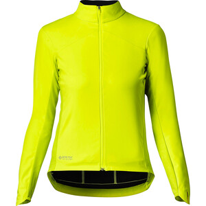 Mavic Mistral Jacke Damen safety yellow safety yellow