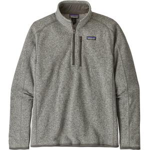Patagonia Better Sweater 1/4 Zip Herren grau grau