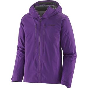 Patagonia Stormstride Jacke Herren purple purple