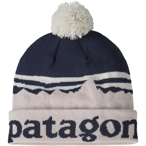 Patagonia Lightweight Powder Town Beanie fitz roy sunrise knit/phloxy purple fitz roy sunrise knit/phloxy purple