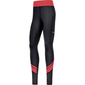 GORE WEAR R3 Mid Tights Damen black/hibiscus pink black/hibiscus pink