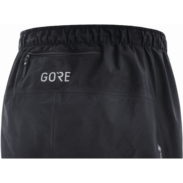 GORE WEAR Gore-Tex Paclite Hose Herren black/neon yellow