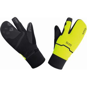 GORE WEAR Gore-Tex Infinium Thermo Split Handschuhe schwarz schwarz