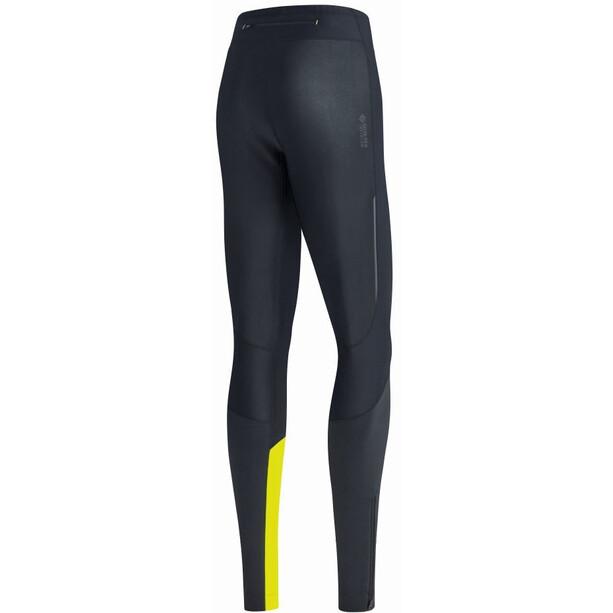 GORE WEAR R5 Gore-Tex Infinium Tights Herren black/neon yellow