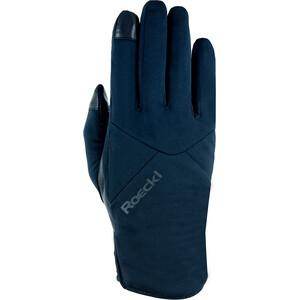 Roeckl Kochel Windproof Handschuhe schwarz schwarz