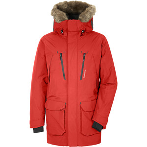 DIDRIKSONS Marco Parka Herren lava red lava red