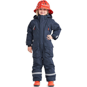 DIDRIKSONS Zeke Coverall Kinder navy navy